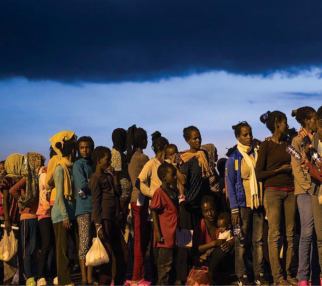Migrante Economico. Una fuorviante categoria