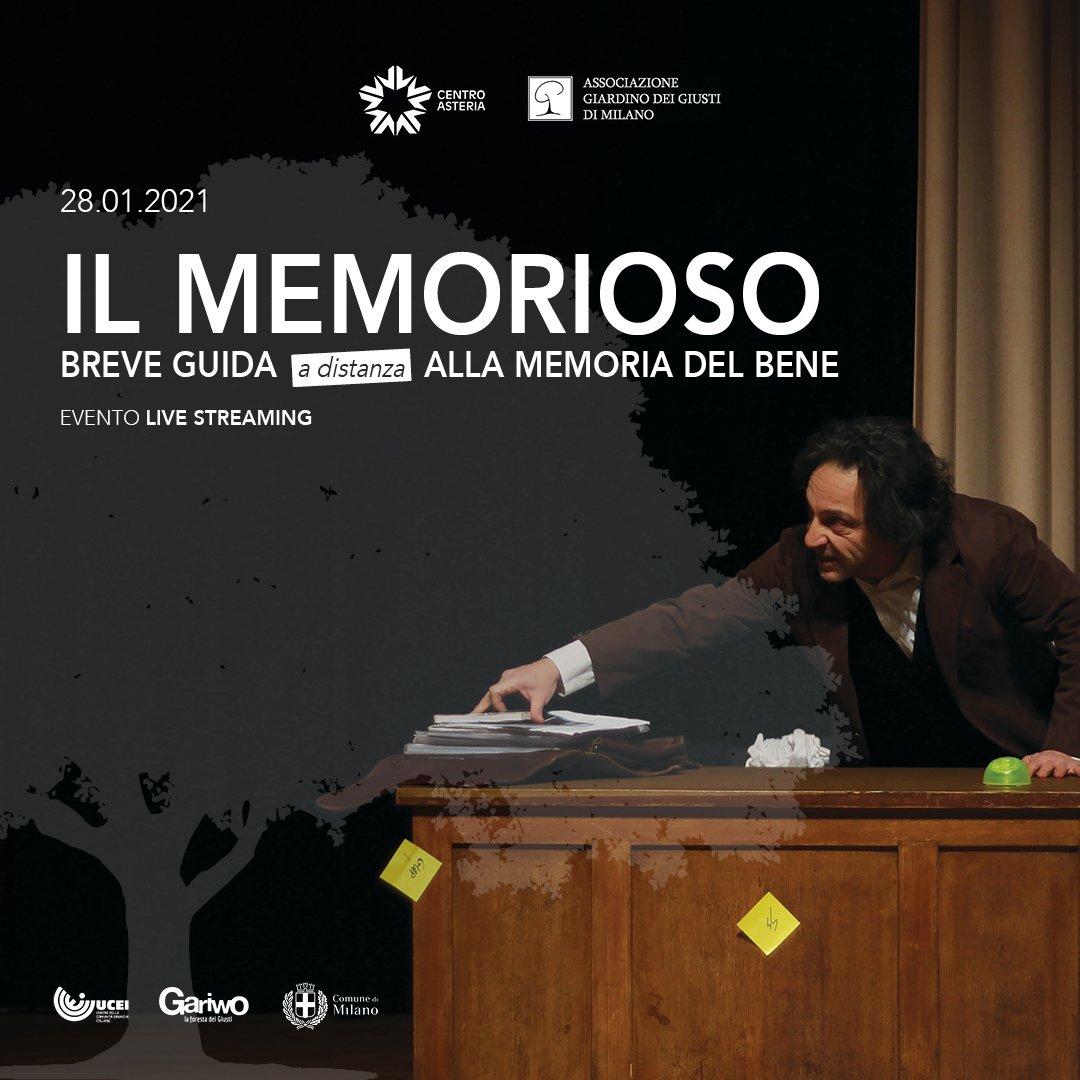 Il Memorioso - Giornata della Memoria