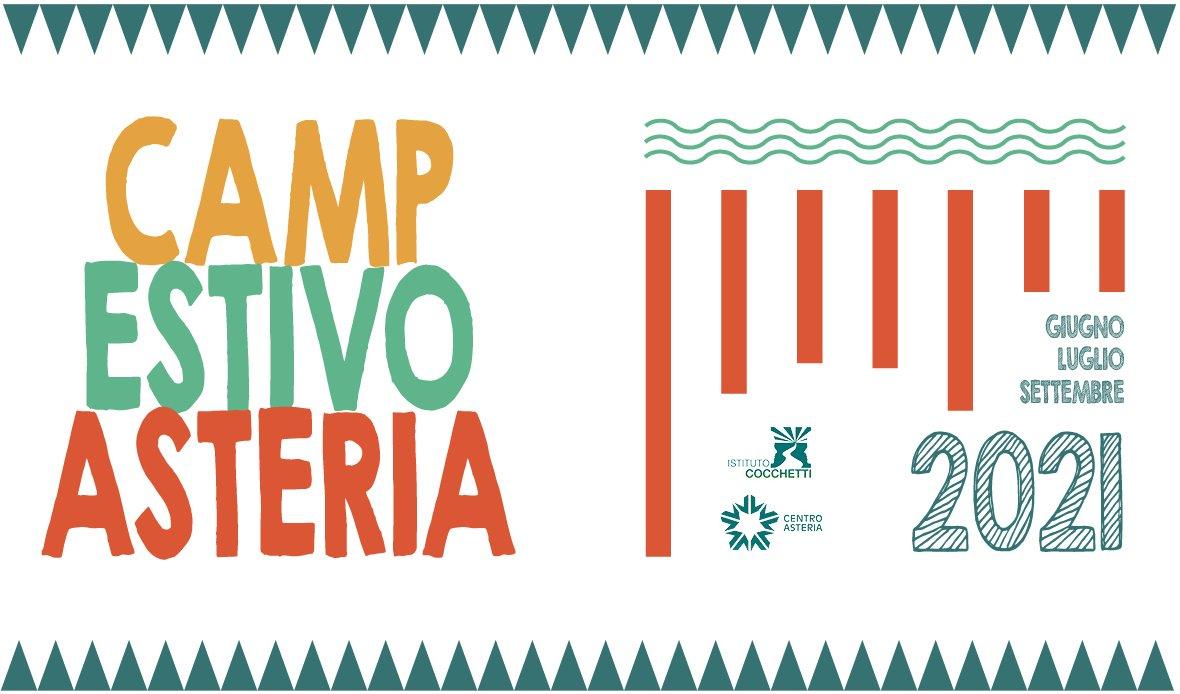 Testata Camp Asteria 2021